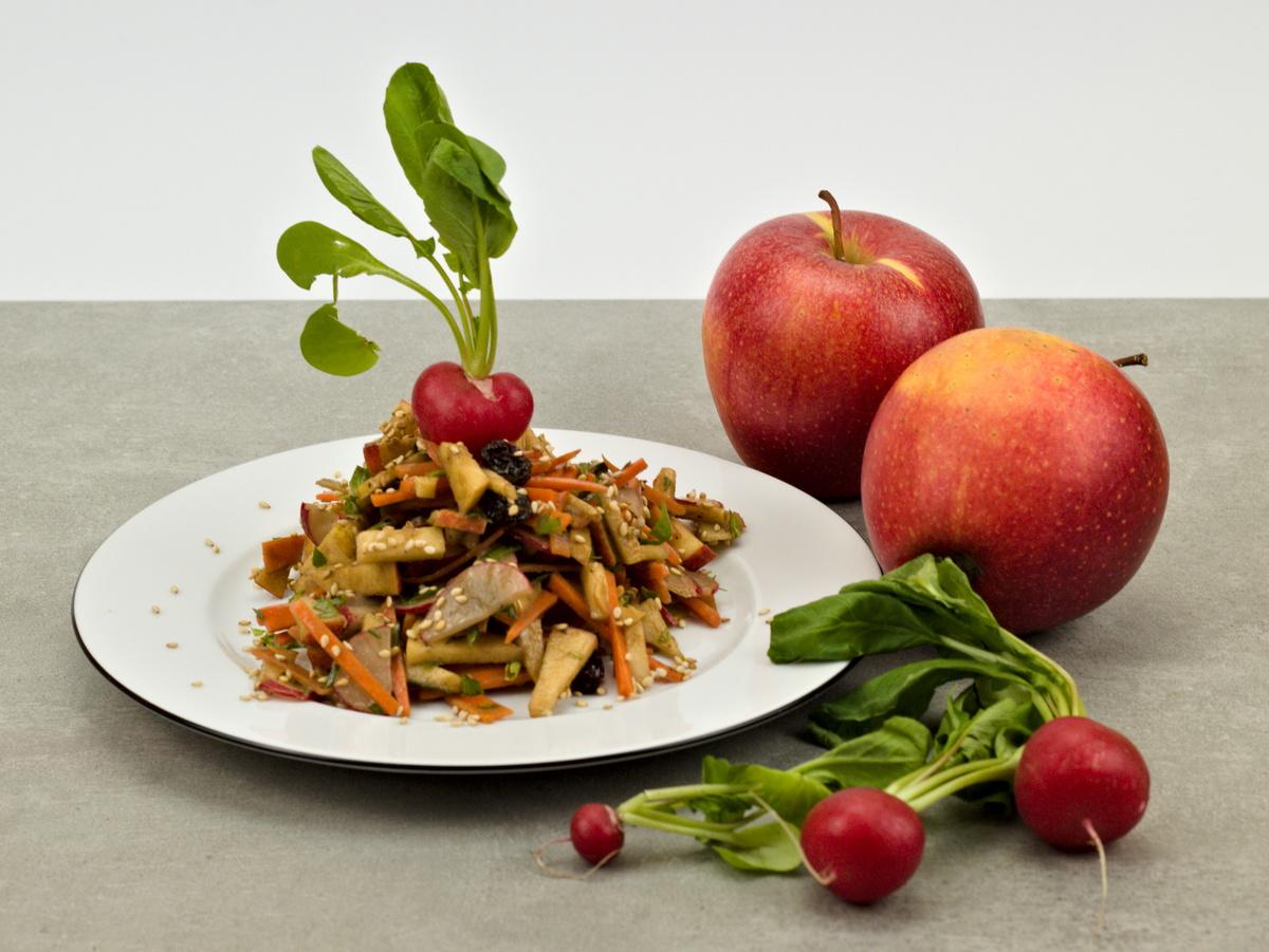 Arabischer Salat Nach Jamie Oliver Jans Küchenleben