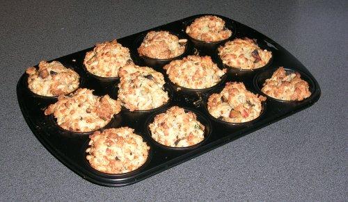 Pilzmuffins