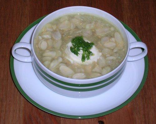 Fenchel-Mandel-Suppe
