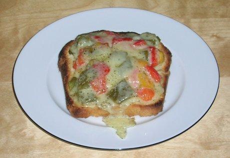 Paprika-Toast