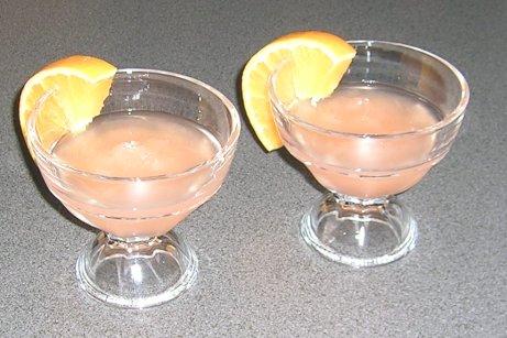 Grapefruit-Sorbet