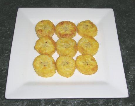 Kochbananen-Chips