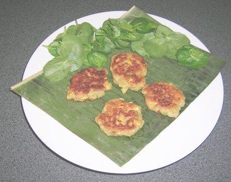 Tatale aus Kochbananen
