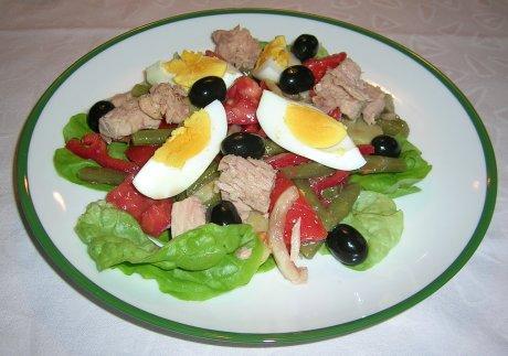 Nizza-Salat: Ein Klassiker aus Frankreich