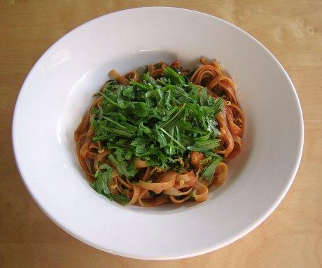 Spaghetti Mit Garnelen Jamie Oliver