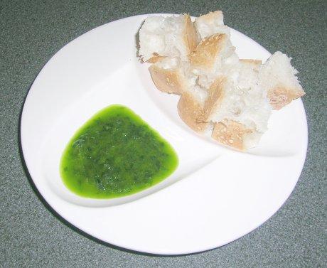 Bärlauch-Würzpaste