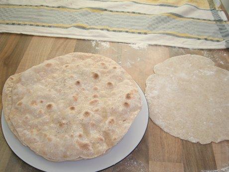 Chapati - Fladenbrot aus Indien