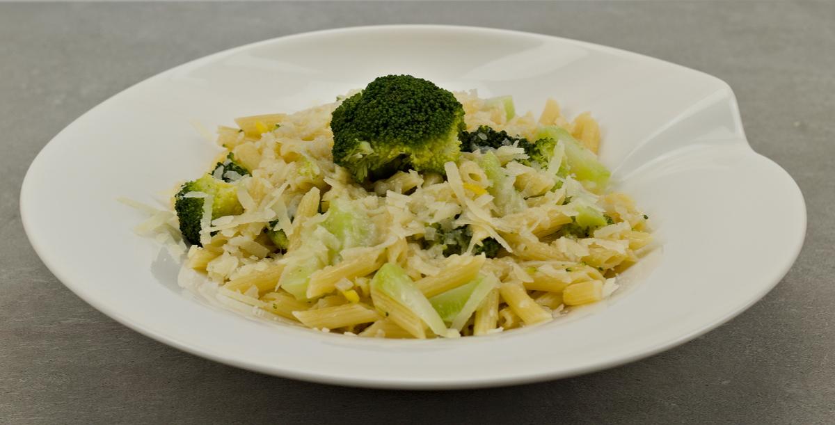 Pasta mit Brokkoli (aus Italien)