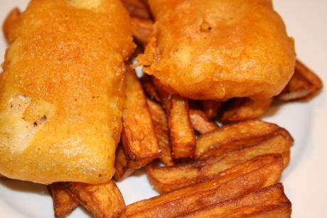 Rezept für Fish and Chips