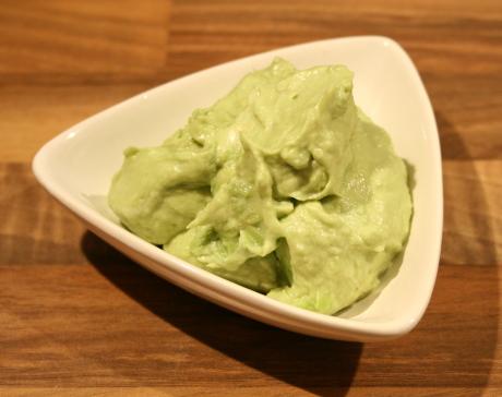 Avocado-Wasabi-Dip