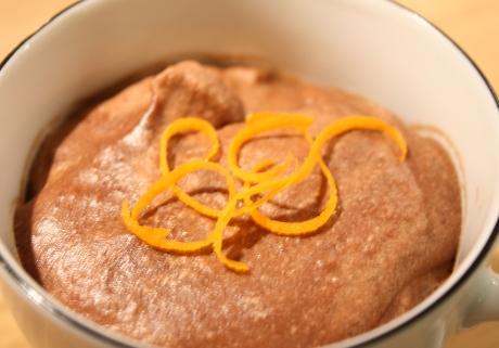 Schoko-Orangen-Creme