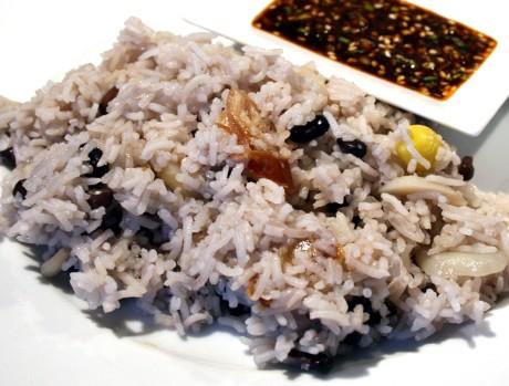 Reis aus dem Steintopf - Rezept aus Korea
