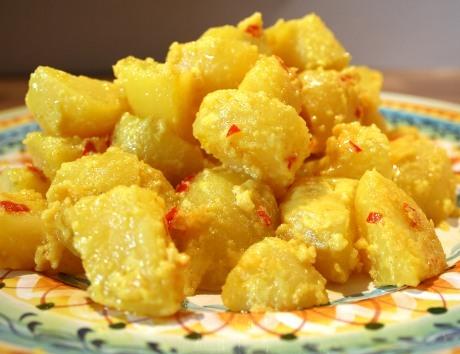 Argentienischer Kartoffelsalat