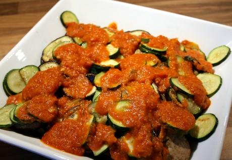 Kanarischer Auflauf mit Gemüse
