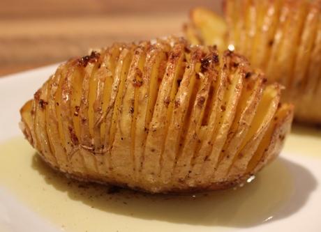 Edle Backkartoffeln