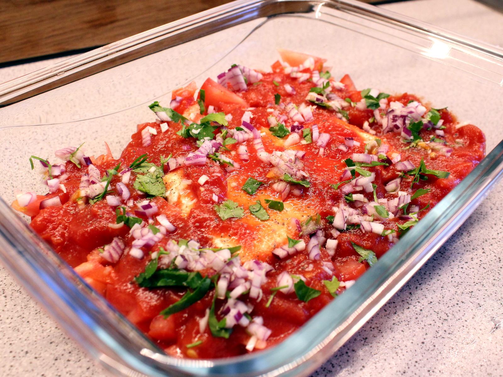 Annalenas Seelentröster mit Feta und Tomate