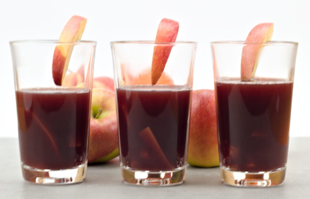 Früchtepunsch ohne Alkohol