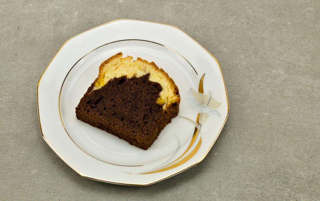 Schoko-Orangen-Kuchen