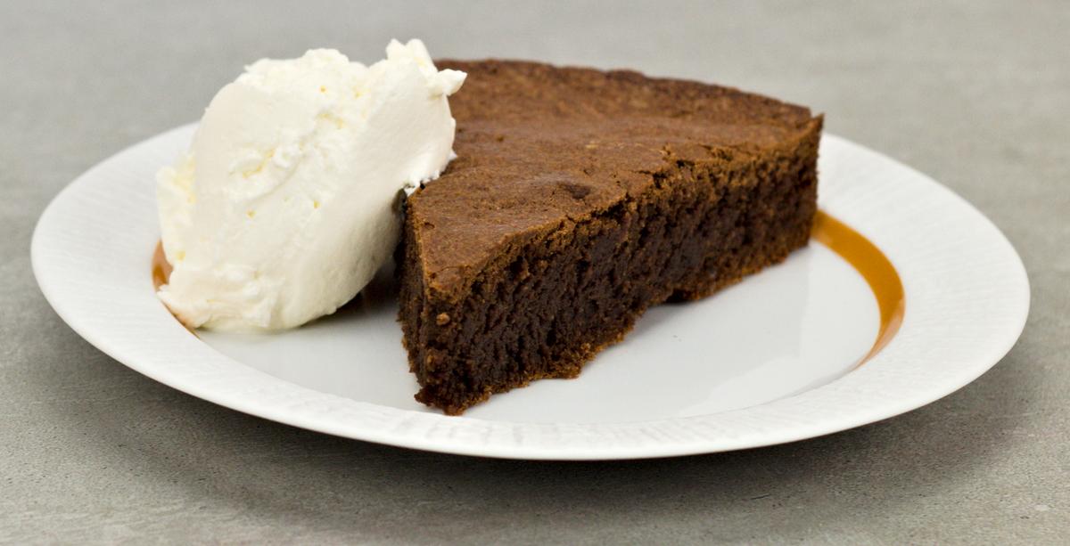 Schokoladenkuchen ohne Mehl (Rezept)
