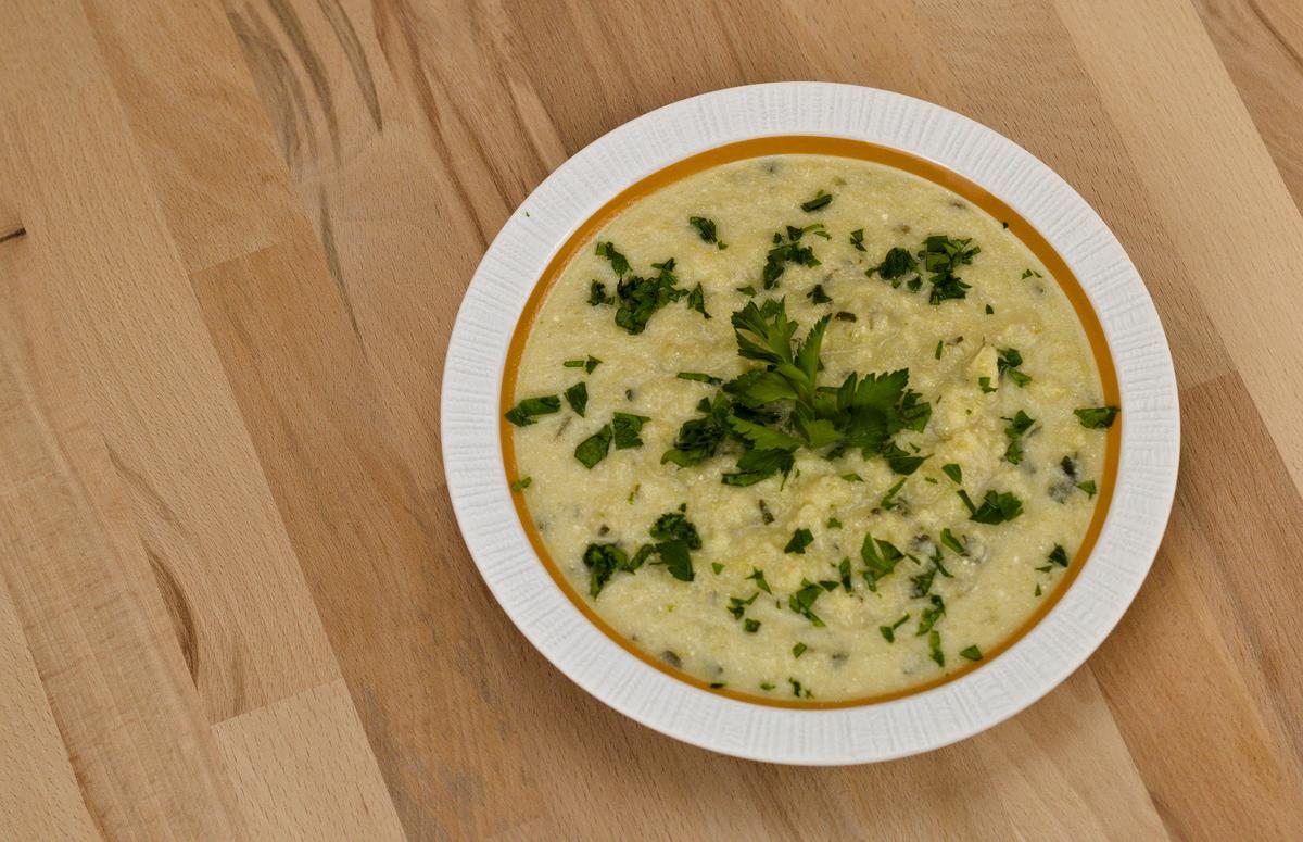 Teltower-Rübchen-Suppe