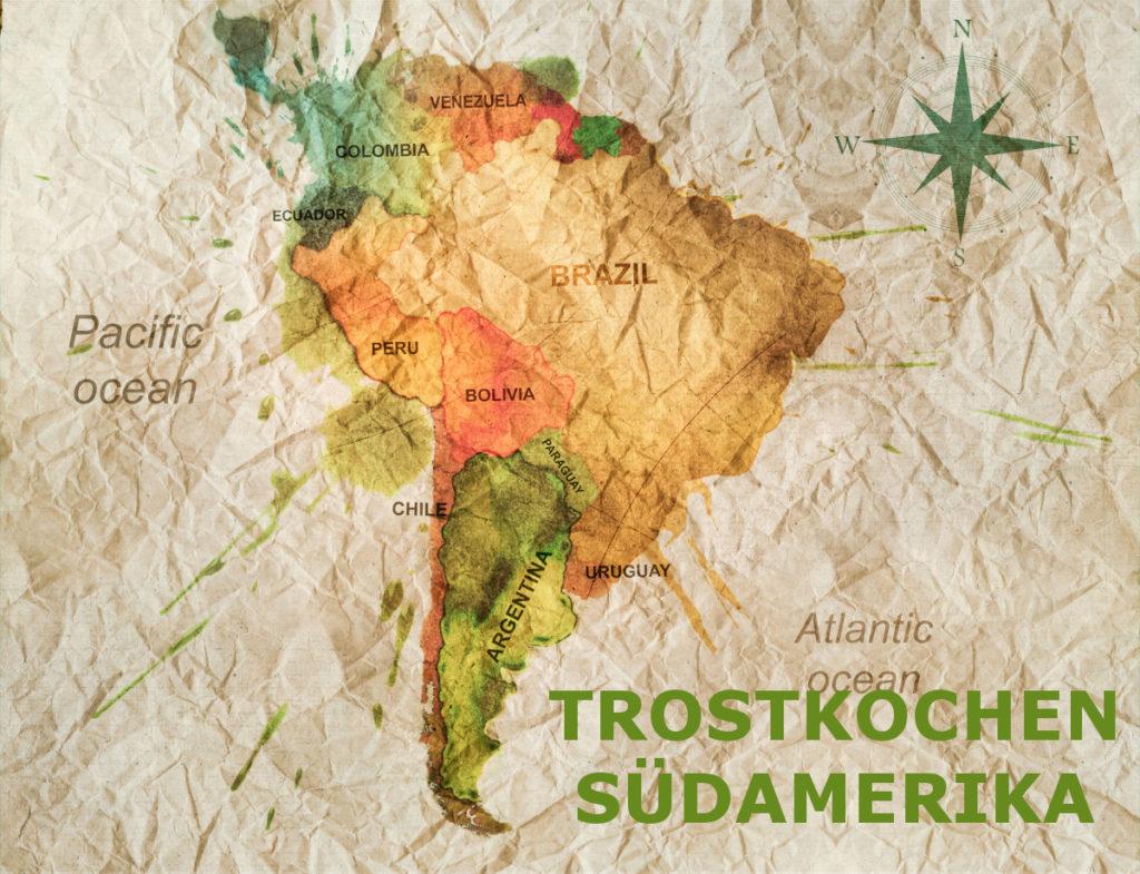 Trostkochen Südamerika